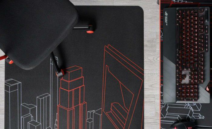 Furnitur gaming IKEA & ASUS ROG akan tersedia pada Oktober 2021