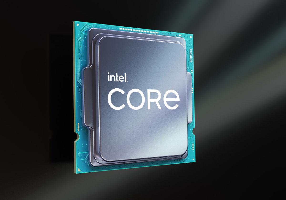 Intel 11th Gen desktop Rocket Lake S 1