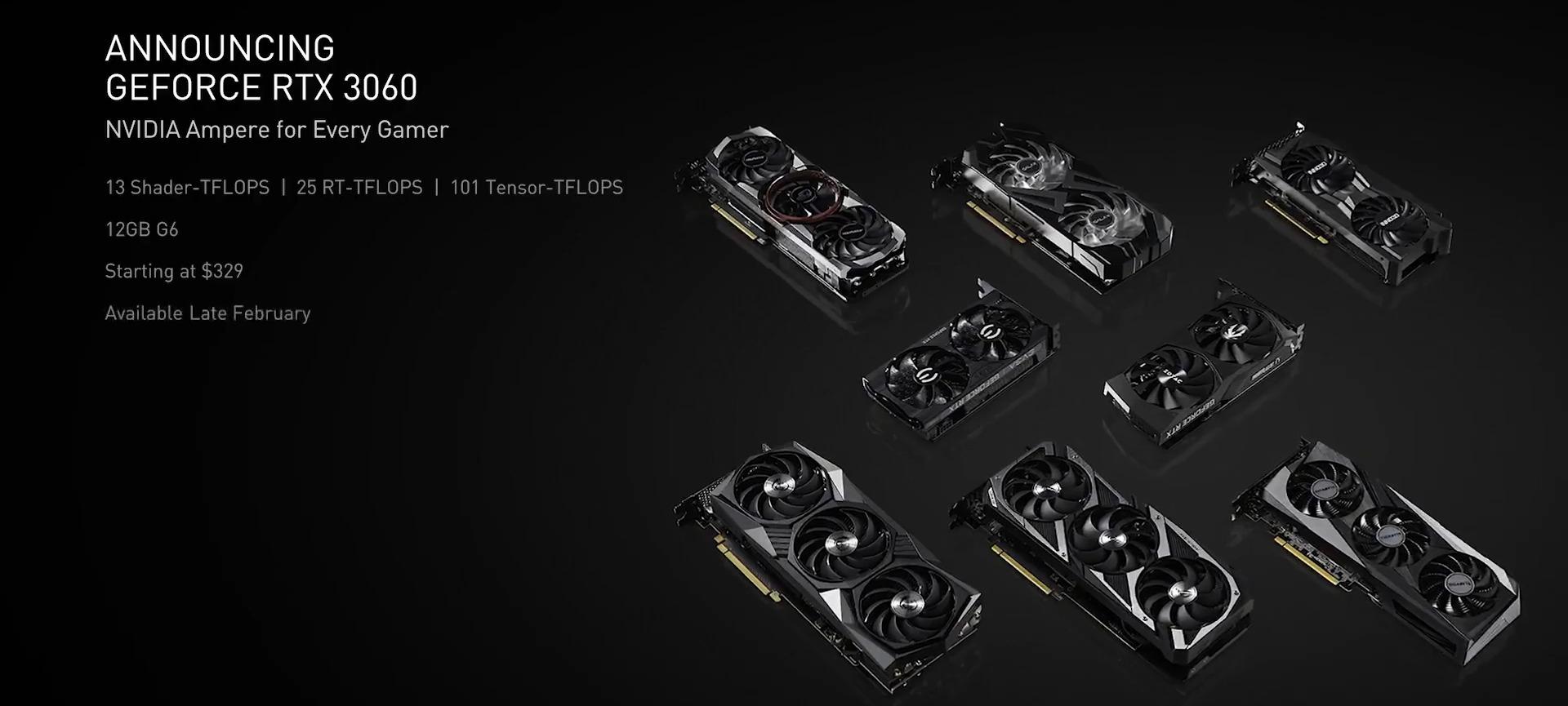 """NVIDIA giảm tốc độ đào ETH trên RTX 3060 và ra mắt NVIDIA CMP HX cho dân """"đào coin"""""""