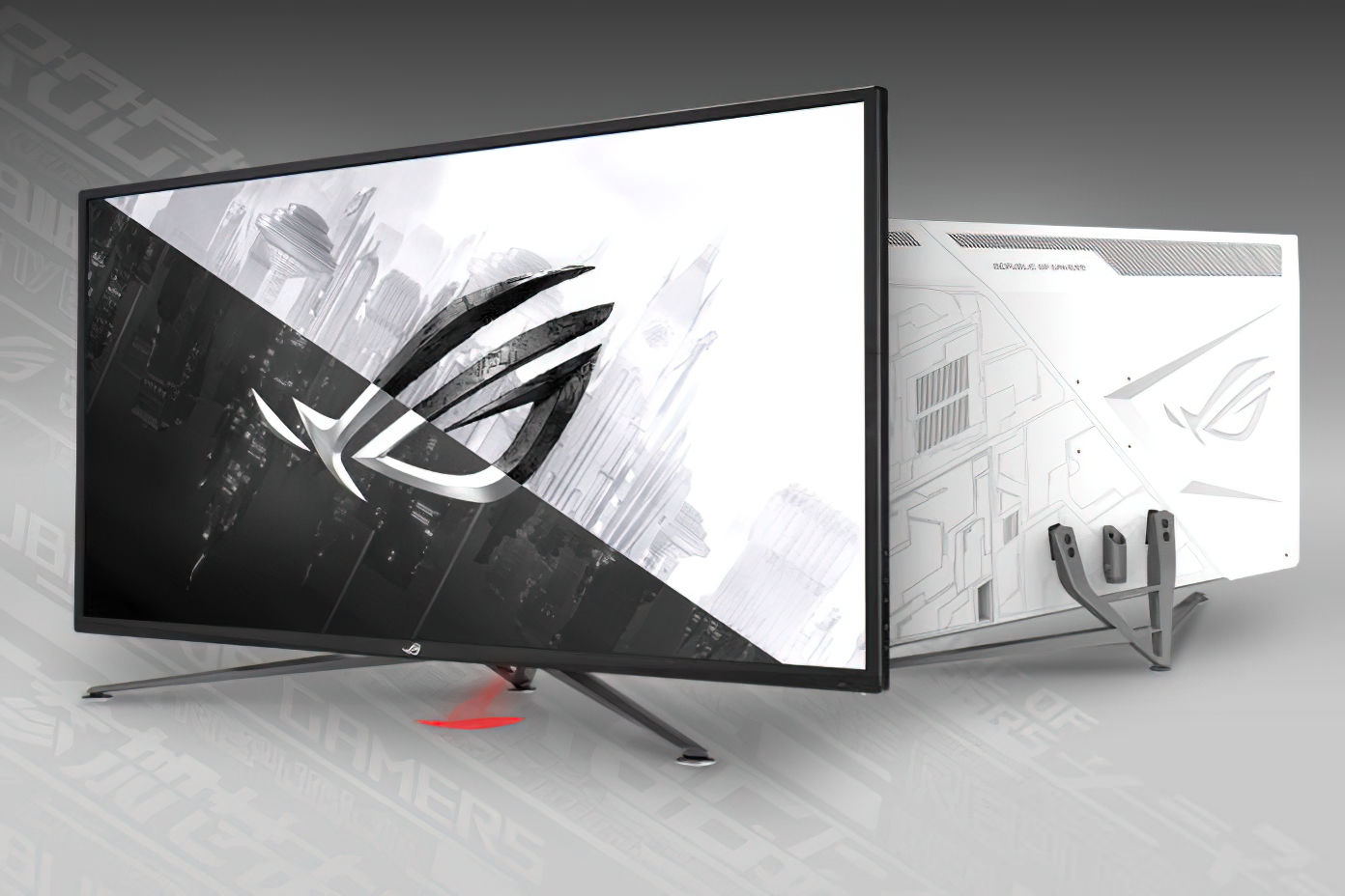 ASUS ROG STRIX XG43UQ 43-inch 144Hz monitor with HDMI 2.1 will be available in May – VideoCardz.com