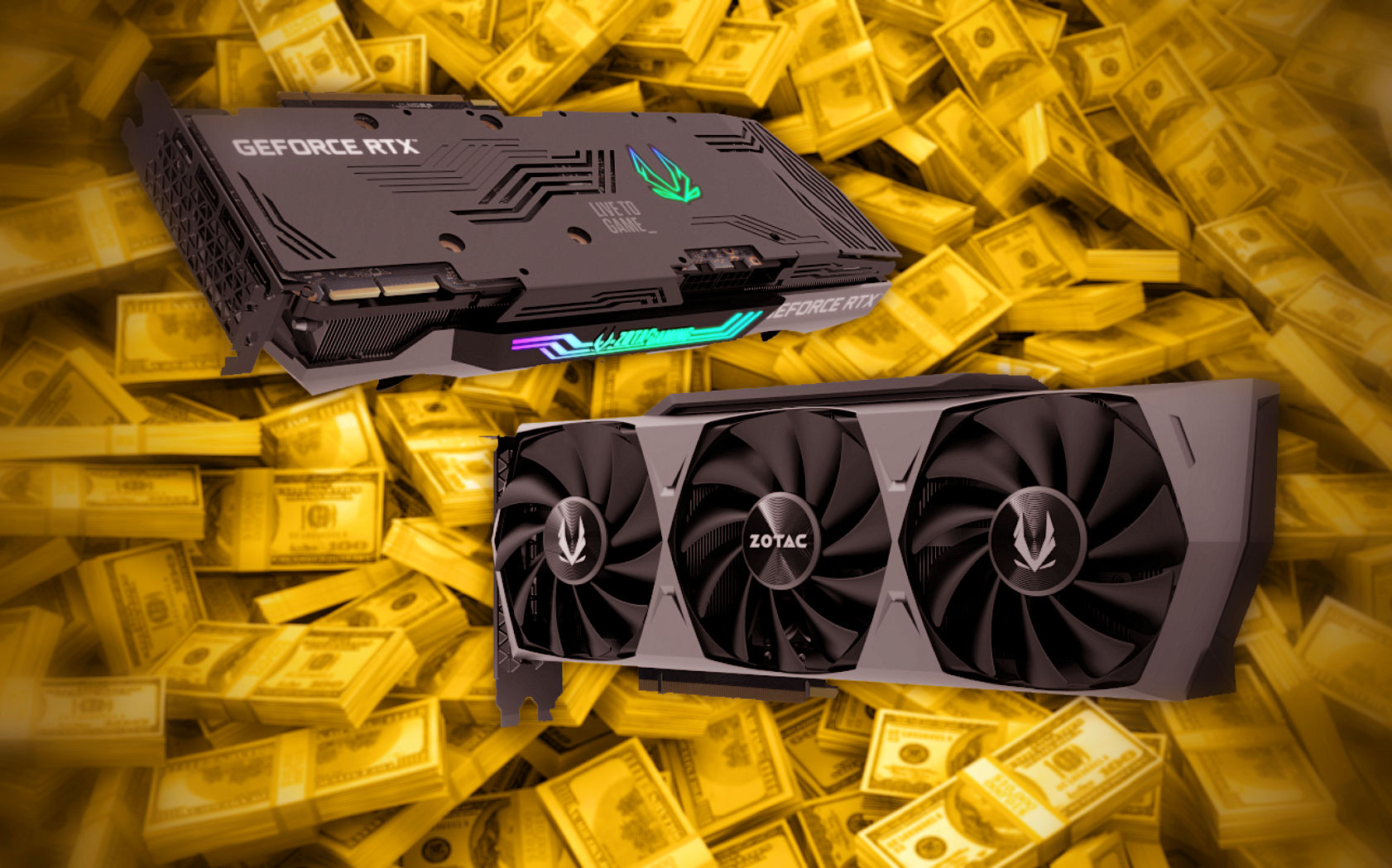 Image of article 'ZOTAC and EVGA increase prices of for their GeForce RTX 30 graphics cards'