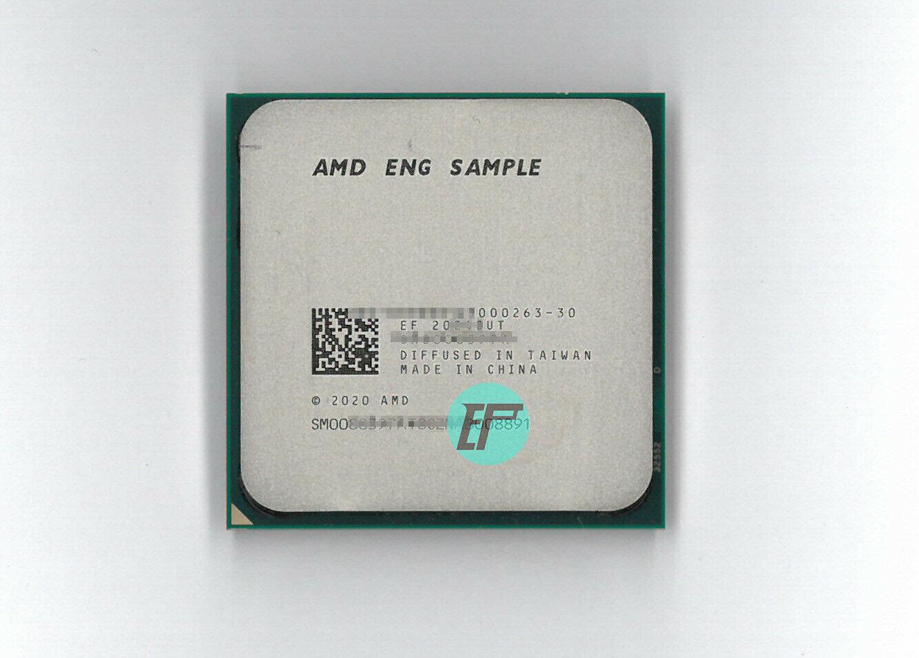 Инженерный образец AMD Ryzen 7 5700G появился на eBay
