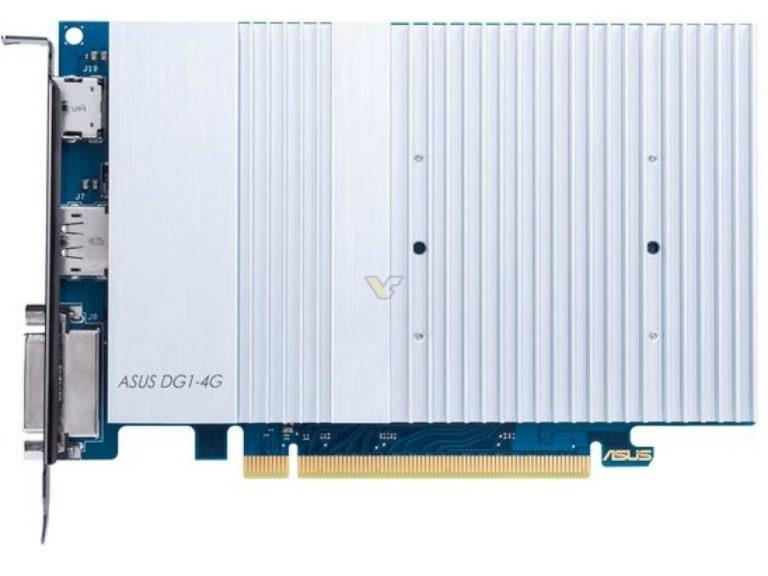 ASUS Iris Xe 4GB DG1 2