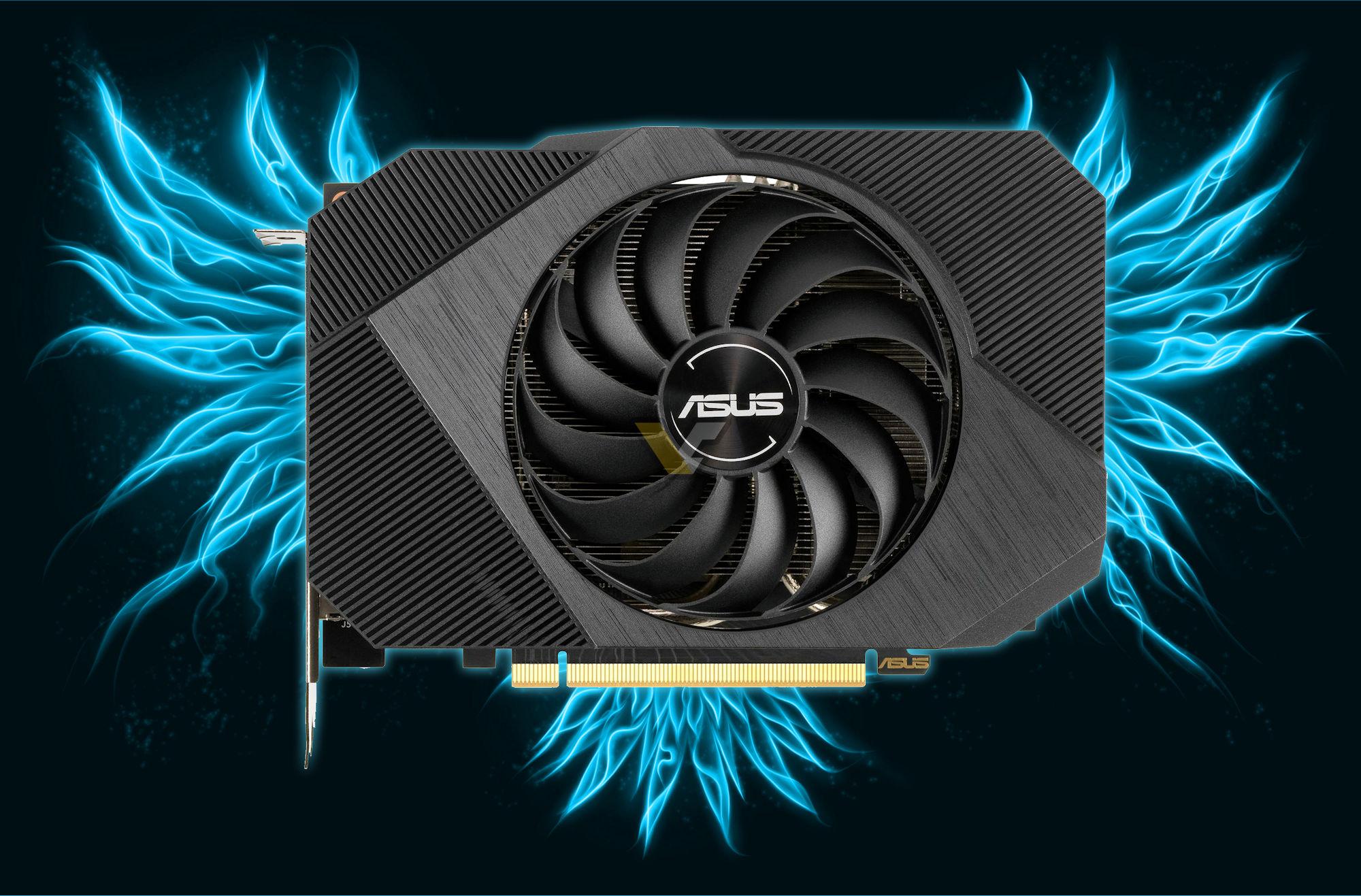 ASUS launches single-fan GeForce RTX 3060 Phoenix – VideoCardz.com