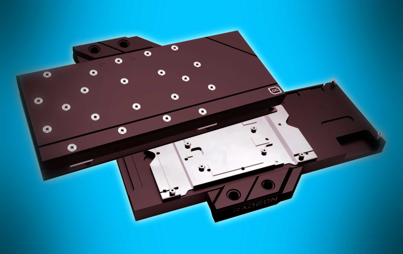 Alphacool announces Eisblock Aurora water block for reference AMD Radeon RX 6900/6800 series – VideoCardz.com