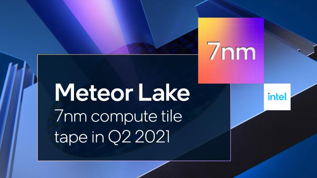"""Intel's first 7nm client architecture """"Meteor Lake"""" to launch in 2023 – VideoCardz.com"""