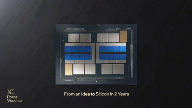 Intel Ponte Vecchio (Xe-HPC) GPU akan menunjukkan fitur liquid cooling