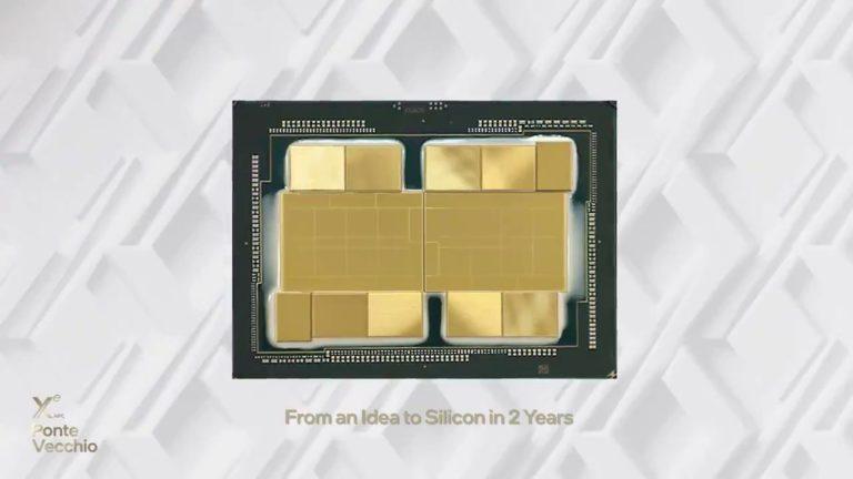 Intel Ponte Vecchio March 2021 5