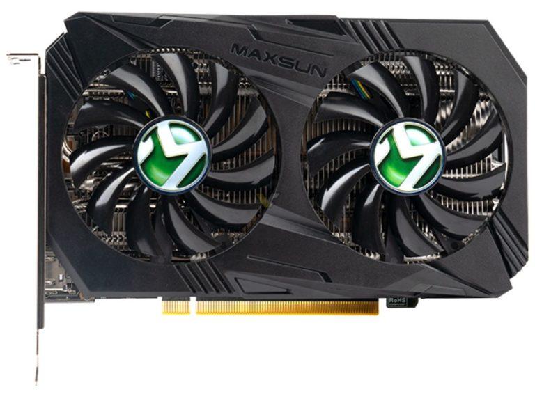MAXSUN GeForce RTX 3060 12GB Big Mac 2