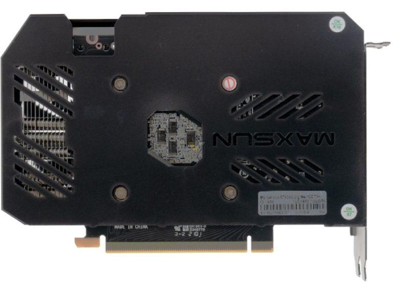 MAXSUN GeForce RTX 3060 12GB Big Mac 4