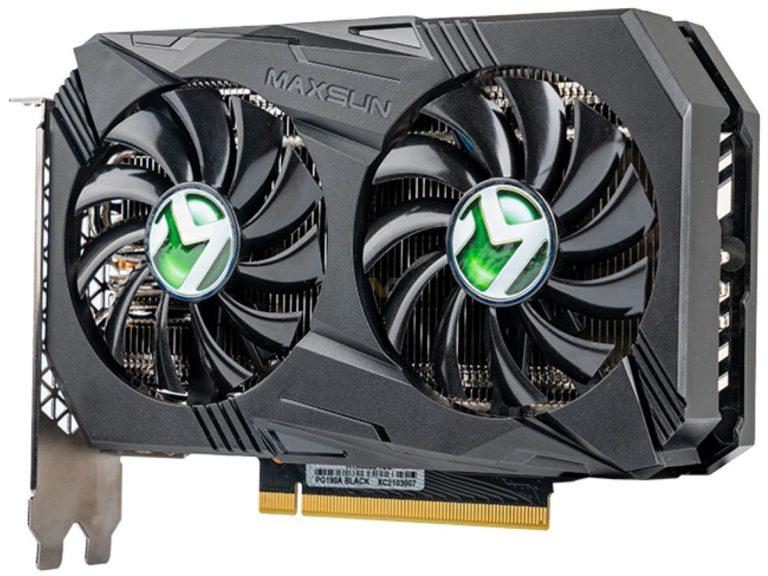 MAXSUN GeForce RTX 3060 12GB Big Mac 5