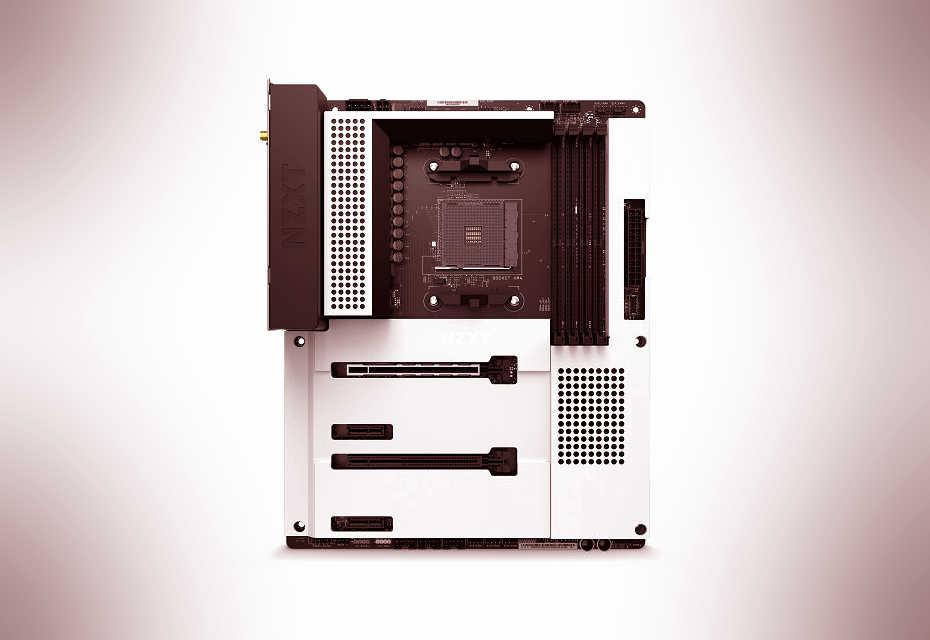 NZXT announces N7 B550 (AMD) motherboard series – VideoCardz.com