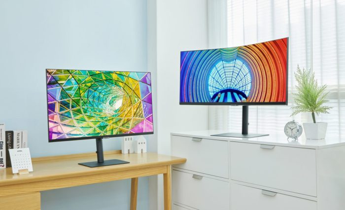 Photo Samsung Launches New High Resolution 2021 Monitor Lineup 3 videocardz