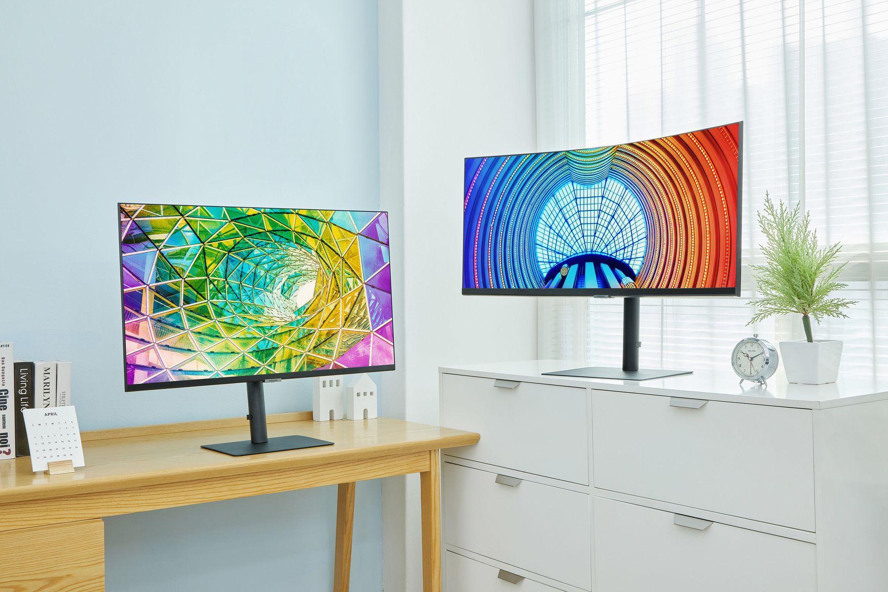Samsung Launches New High-Resolution 2021 Monitor Lineup – VideoCardz.com