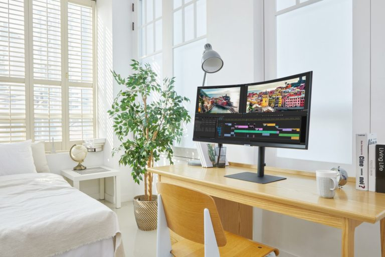 Photo Samsung Launches New High Resolution 2021 Monitor Lineup 4 videocardz