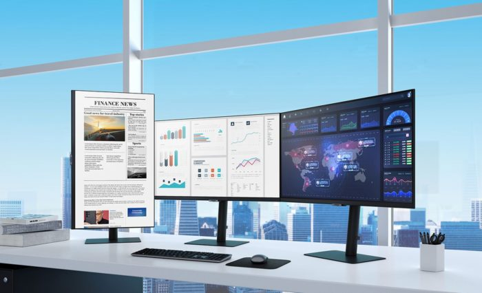 Photo Samsung Launches New High Resolution 2021 Monitor Lineup 6 videocardz