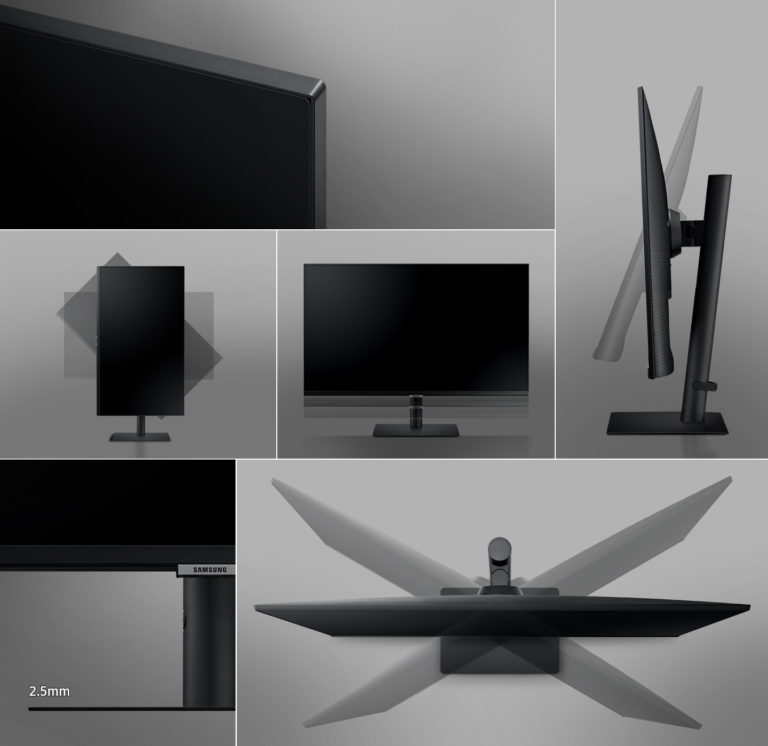 Photo Samsung Launches New High Resolution 2021 Monitor Lineup 7