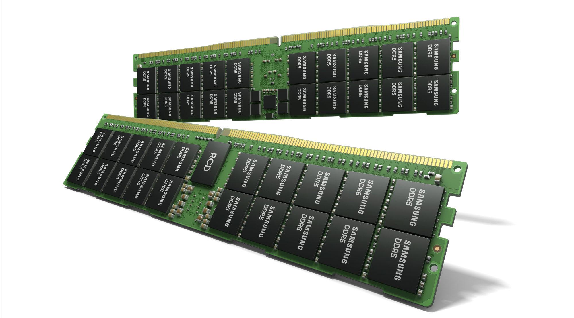 Samsung develops 512GB DDR5 memory based on High-K Metal Gate HKMG process technology – VideoCardz.com
