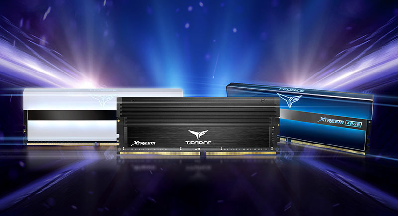 T-FORCE launches XTREEM DDR4 5066/5333/5600 MHz memory for Intel Rocket Lake – VideoCardz.com