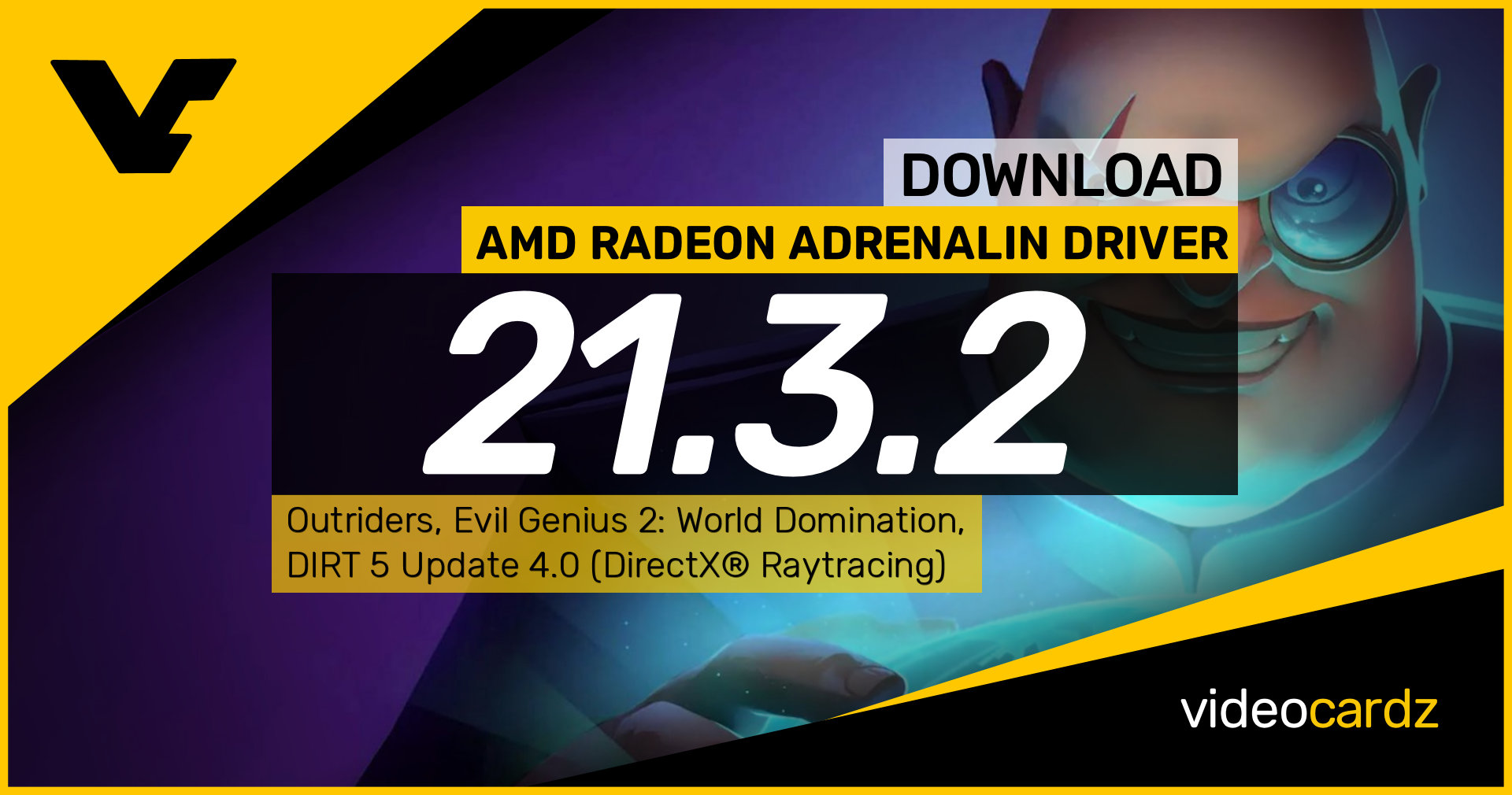 AMD Radeon Adrenalin 2020 21.3.2 BETA – VideoCardz.com