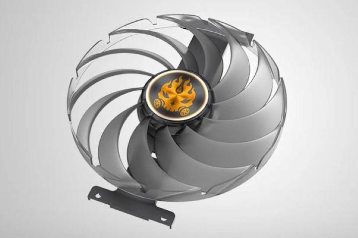 6Toxic Hybrid Fan Blade Small