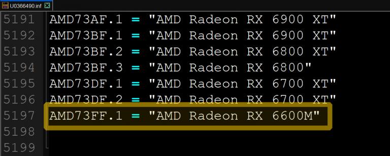 Driver AMD