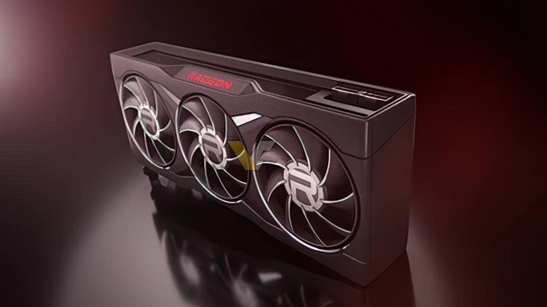 AMD представит Radeon RX 6800 XT в черном цвете