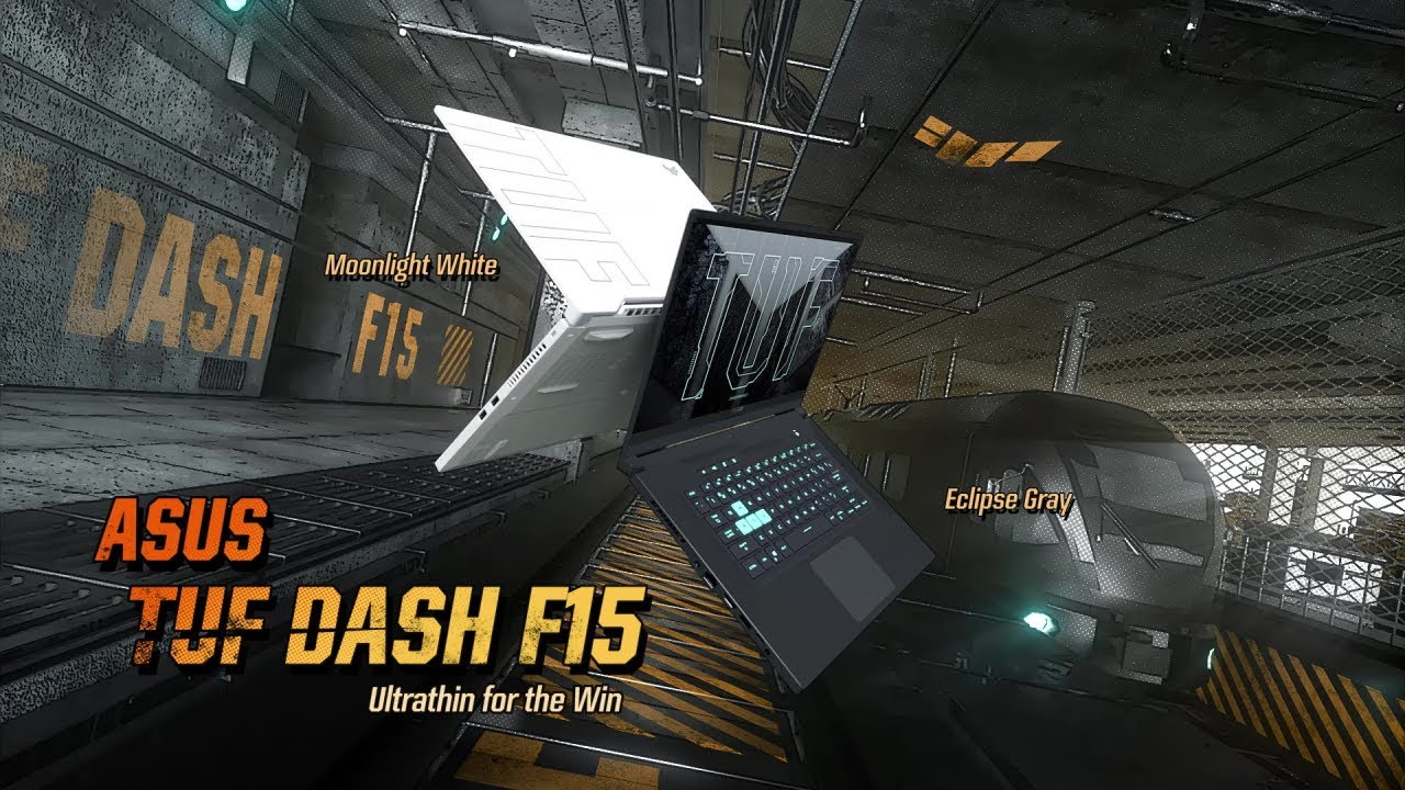 ASUS TUF Dash F15 laptop with GeForce RTX 3050 graphics listed by Amazon – VideoCardz.com