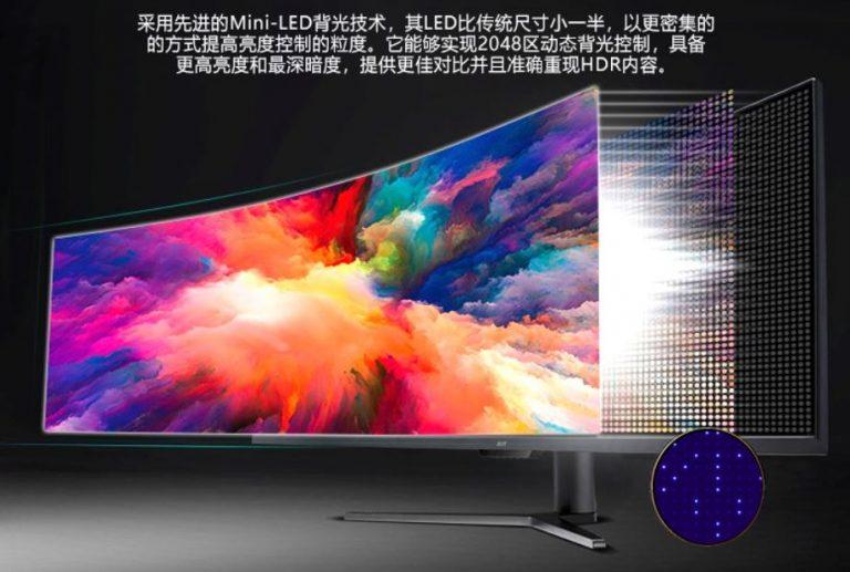 Acer EI491CRG9 9
