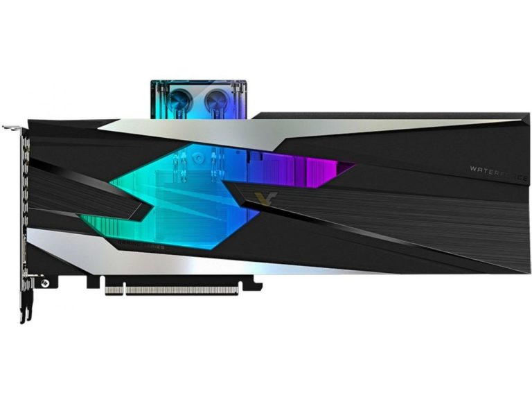 GIGABYTE GeForce RTX 3080 10GB GAMING OC WATERFORCE WB 2