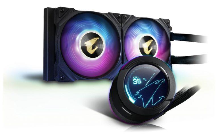 Gigabyte WaterForce Coolers 3