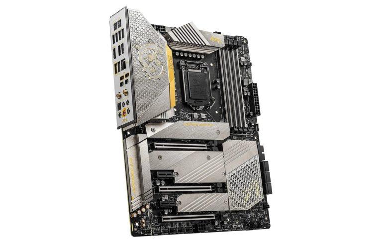 MSI MEG Z590 ACE Gold Edition 1
