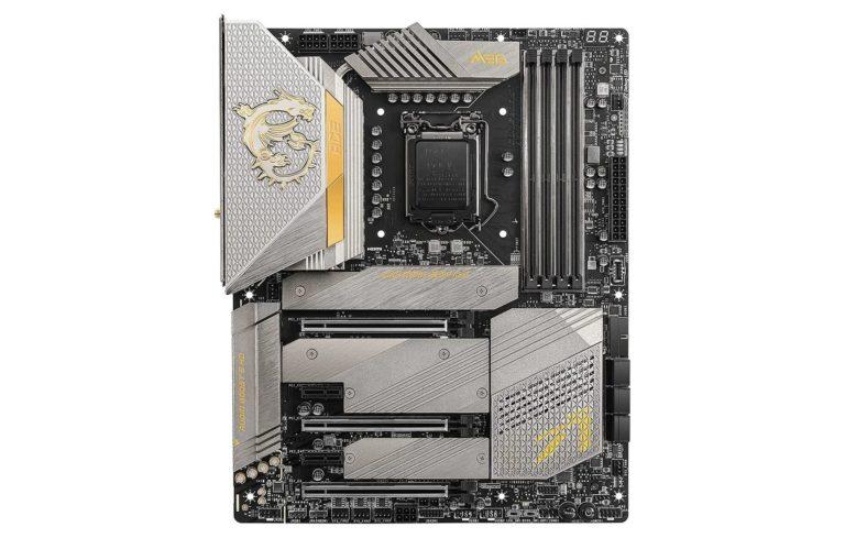 MSI MEG Z590 ACE Gold Edition 2