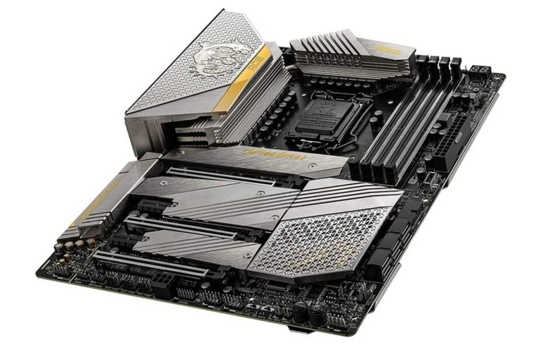 MSI MEG Z590 ACE Gold Edition 4