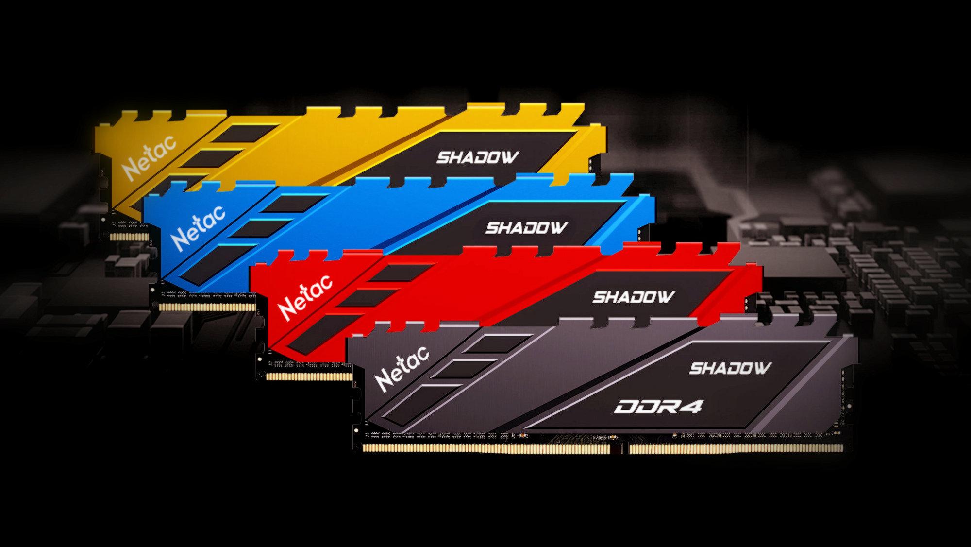 Netac begins research and development phase of 10GHz DDR5 memory – VideoCardz.com