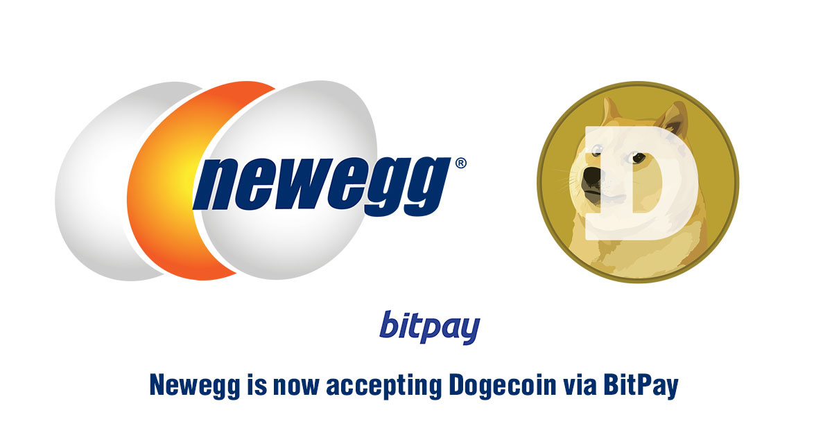 Newegg is now accepting payments with Dogecoin – VideoCardz.com