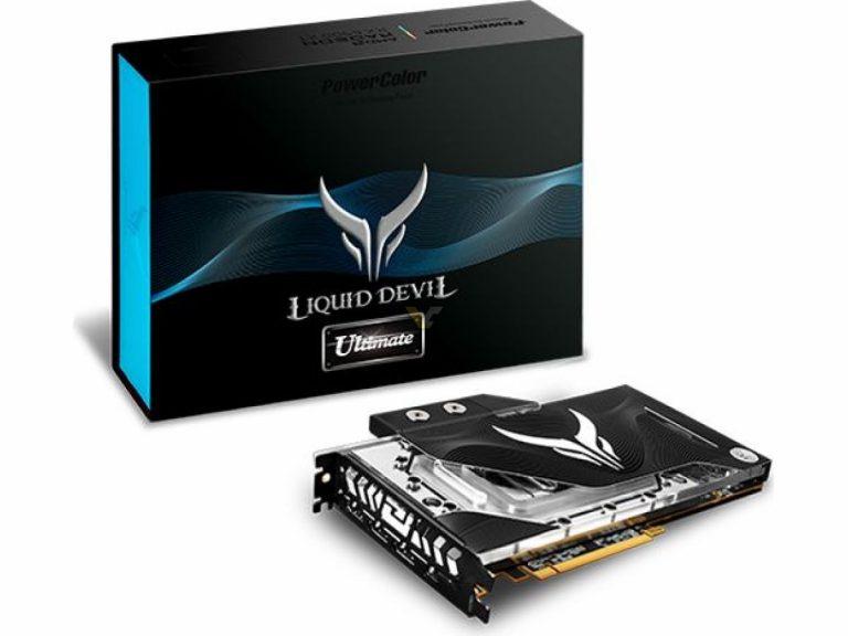 POWERCOLOR Radeon RX 6900 XT 16GB Liquid Devil Ultimate1