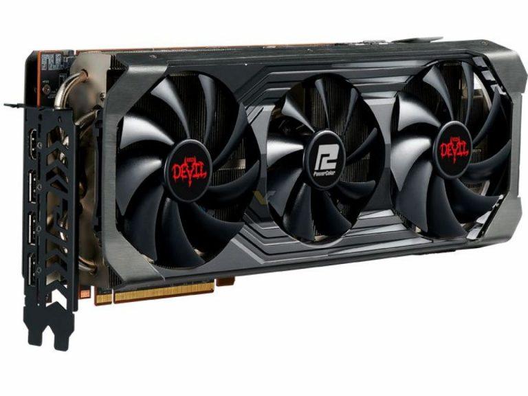POWERCOLOR Radeon RX 6900 XT 16GB Red Devil Ultimate2
