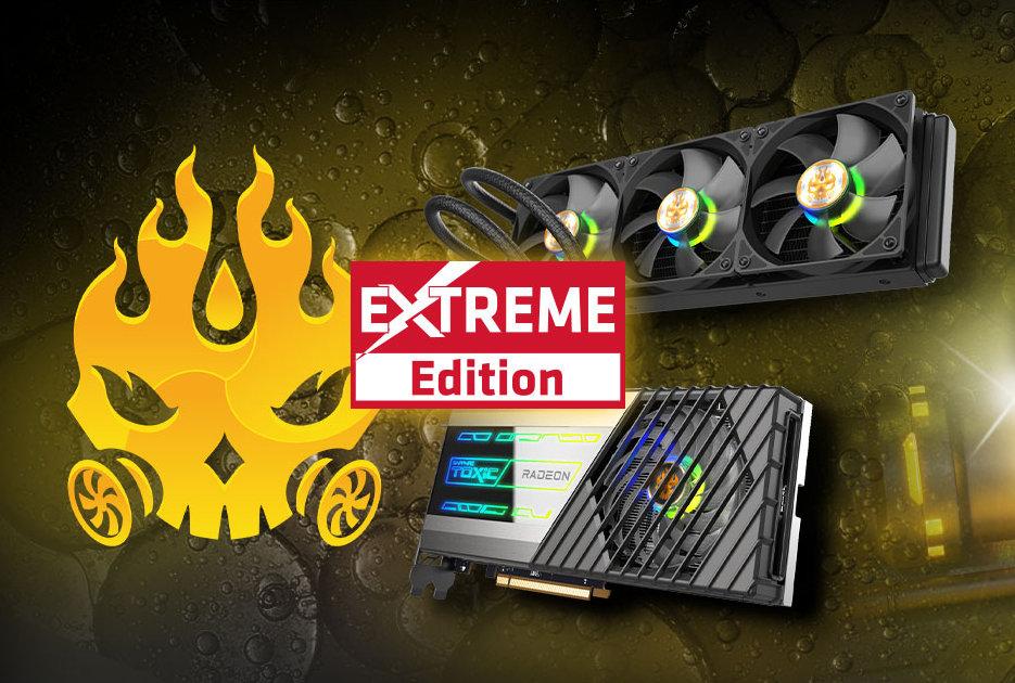 SAPPHIRE launches Radeon RX 6900 XT TOXIC EXTREME Edition with Navi 21 XTXH GPU – VideoCardz.com