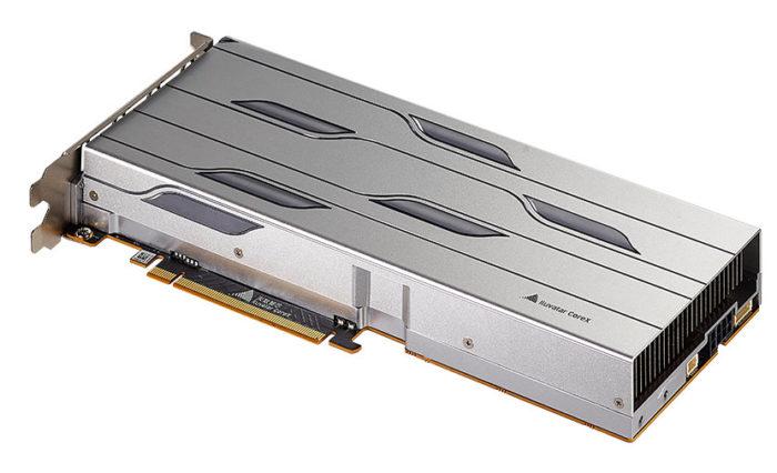 Tianshu Zhixin Big Island GPU 2