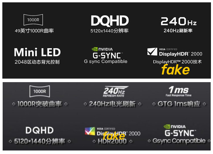 "VESA: There is no ""DisplayHDR 2000"" tier in the VESA DisplayHDR specification – VideoCardz.com"