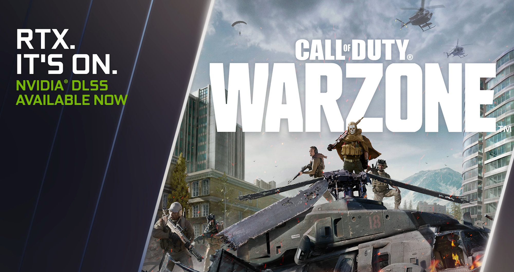 NVIDIA enables DLSS in Call of Duty Warzone and Modern Warfare – VideoCardz.com