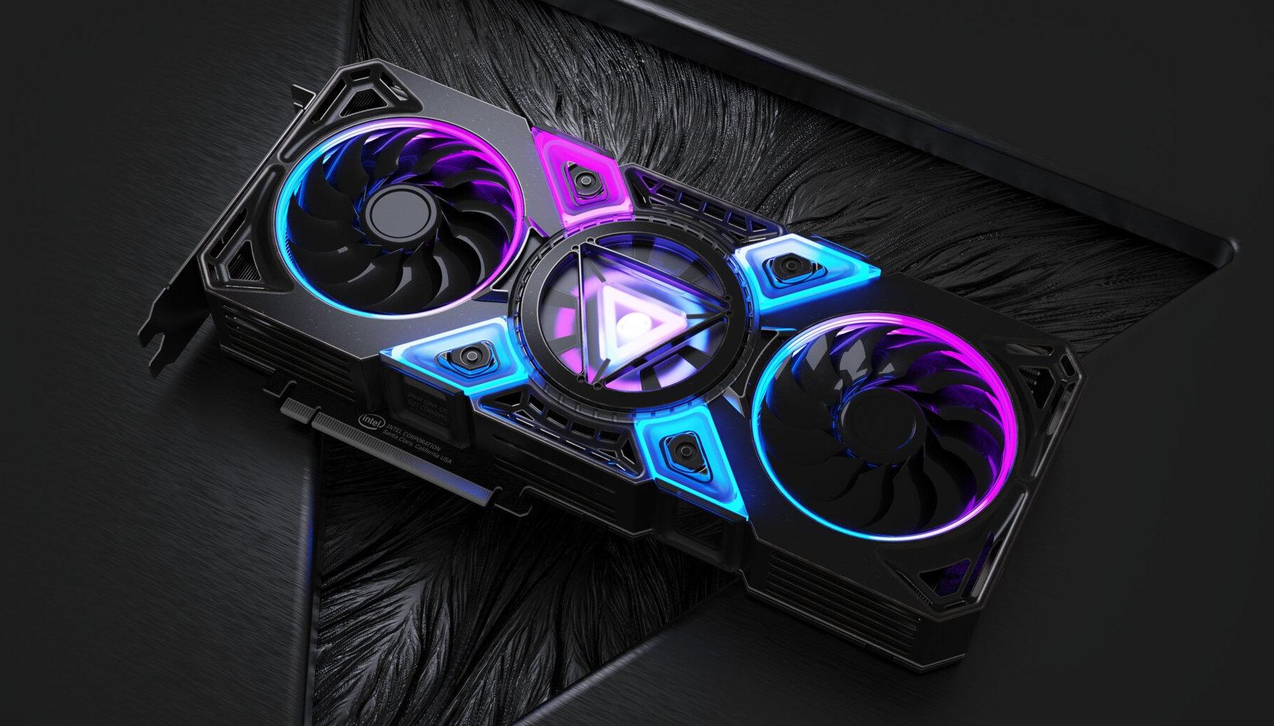 Intel gpu gaming xe dg2 ar trebui să fie un rival major al nvidia