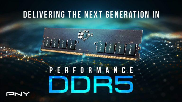 PNY XLR8 DDR5-4800